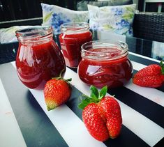 Aperol Drinks, Food Hacks, Preserves, Strawberry, Food And Drink, Meals, Fruit, Diet, Thermomix