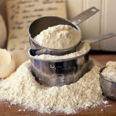 Emergency Ingredient Substitutions for Baking ~ lots of simple recipes ...good to know