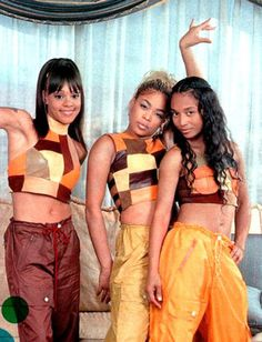 music The One amp; Only TLC - TLC (Music) Photo - Fanpop The Effective Pictures We Offer You About Music Artists women A quality picture can tell you many things. You can find the most Black 90s Fashion, Hip Hop Fashion, Fashion Moda, Queer Fashion, Fashion Tips, Mens Fashion, Tlc Music, Black Girl Magic, Black Girls