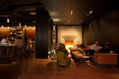 Andaz Fifth Avenue's Basement Bar 485 Fifth Ave
