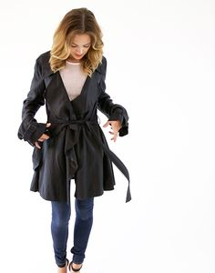 Imperial Trench Coat