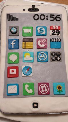 Iphone  torta