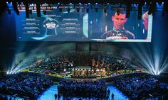 The Tour de France 2014 Opening Ceremony and Team Presentation will see the biggest stars from the world of cycling grace the stage as part of a spectacular live entertainment event - it's a chance for spectators to become a part of history.