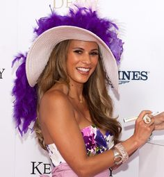 Over-the-Top Hats from Kentucky Derby
