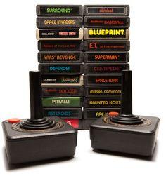 Atari: Wow, 40 years!