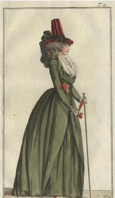 Journal des Luxus, April 1792.