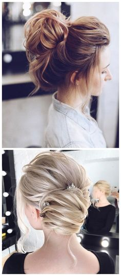 Wedding Hairstyles: Tonyastylist Wedding Updo Hairstyles for Bride #weddings #updos #wedidngideas #w... TrendyIdeas.net | Your number one source for daily Trending Ideas