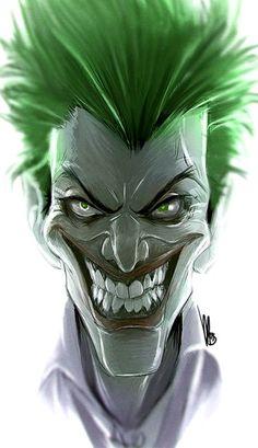 The Joker by Mel Milton *