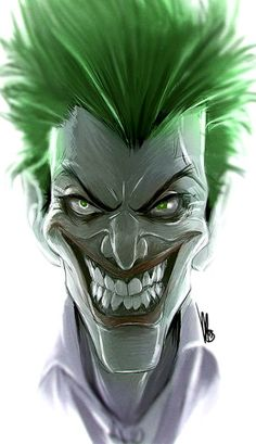 The Joker by Mel Milton *