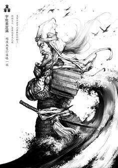 花瓣 Samurai