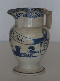18th century english pottery
