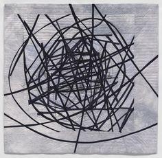 Judy Kirpich, Quilt - Anxiety No. 1