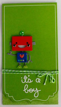 Stacy & Doodlebug Card #45