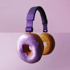 Fone de donuts