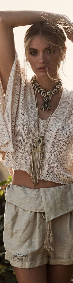 50 + Bohemian Outfit Ideas 2017 ❤️:: boho fashion :: gypsy style :: hppie chic :: boho chic :: outfit ideas :: boho kimono :: free spirit :: fashion trend :: embroidered :: flowers :: floral :: lace :: summer :: fabulous :: love :: street style :: fashion style :: boho style :: bohemian :: modern vintage :: ethnic tribal