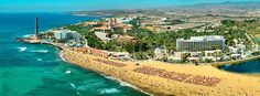 Trips to Gran Canaria Canario, Paris Skyline, Dolores Park, Travel, Maspalomas, Nightlife, Hotels, Vacations, Viajes