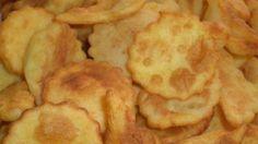Frittelline di patate che si gonfiano - Puff Potatoes
