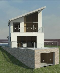 split level house