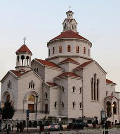 Cathedral of Saint Elie and Saint Gregory the Illuminator in Beirut (Armenian Catholic Church)