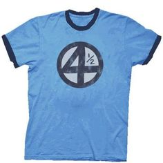 Commemorate your favorite cult classic with an awesome Fantastic Four 4.5 4 1/2 Scott Pilgrim Distressed Carolina Blue Adult T-shirt . Free shipping on Scott Pilgrim Vs. The World Costumes orders over $50.