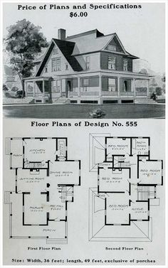 vintage 1960s midcentury family vacation house plans. unique