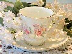 Dainty tea.