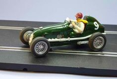GTurner Models Austin Twin Cam GP Racer Slot Car, ready for racing on the Toy Collector Marketplace!