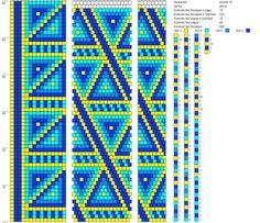 15 around tubular bead crochet rope pattern Loom Bracelet Patterns, Beaded Jewelry Patterns, Beading Patterns, Bead Crochet Patterns, Bead Crochet Rope, Beaded Crochet, Seed Bead Jewelry, Bead Jewellery, Bracelet Crochet