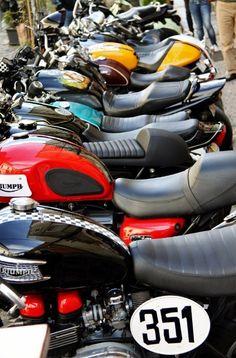Triumph Motorcycles -