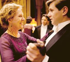 Downton Abbey Tom Moments