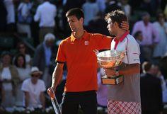 Novak Djokovic Finalist at French Open / Roland Garros 2015