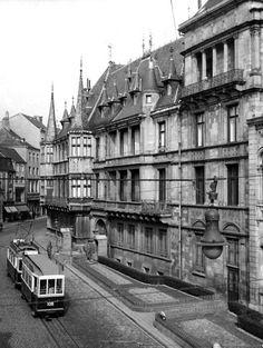 Luxemburger Wort - Als in Luxemburg noch die Tram fuhr