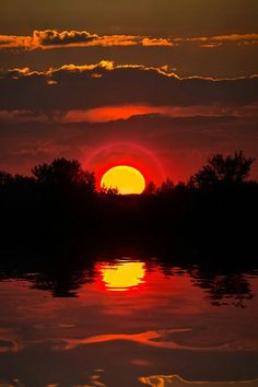 Sunset Tranquility