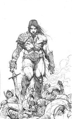 Conan by imagine1207 on deviantART