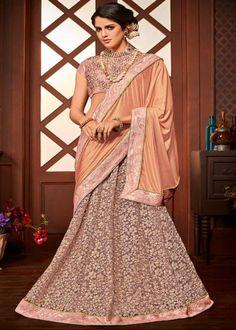 Sensible Indian Bollywood Lengha Wear Party Rtc Ethnic Pakistani Wedding Lehenga Choli Pure White And Translucent Clothing, Shoes & Accessories