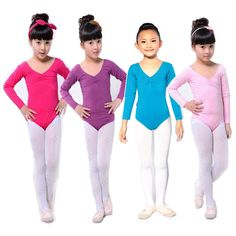 Cheap dress dots, Buy Quality dress up party costumes directly from China dress halloween costume Suppliers: New Kids Long Sleeve Leotard Girls Cotton Ballet Dance Gymnastics Leotards100% brand new and high quality!The dance cost