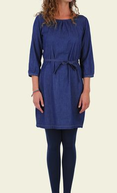 King Louie - Billie Dress Chambray