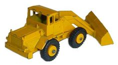 #diecast #Matchbox 69B Hatra Tractor Shovel new or updated at www.diecastplus.info