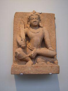 Kuvera, God of wealth. India 10th century