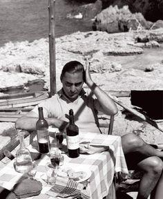 Italian Vintage Photographs ~ #Italy #Italian #vintage #photographs #family #history #culture ~ In the Spirit of Capri
