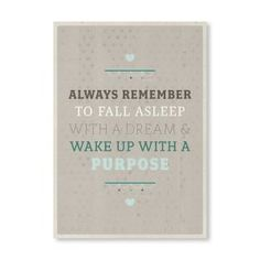 Purpose Gallery Print