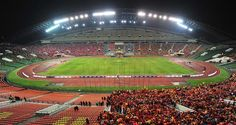 T.Y. Lin International Group   Projects   Shah Alam Stadium