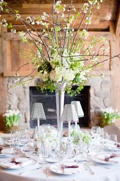 An Elegant & Classy Tennessee Wedding at Blackberry Farm