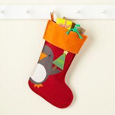 more felt stockings...