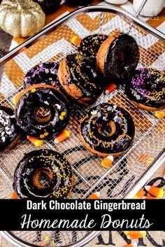 Dark Chocolate Ginge