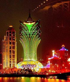 Grand Lisboa, Macau, China