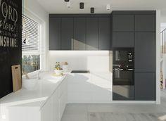 Aneks kuchenny - zdjęcie od Mohav Design - Kuchnia - Styl Minimalistyczny - Mohav Design