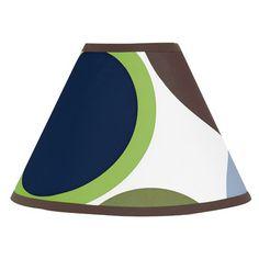 "Sweet Jojo Designs 7"" Designer Dot Empire Lamp Shade"