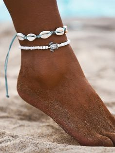 Multi Color Murano Bead Charms Anklet Ankle Bracelets Stainless Steel Fashion Foot Jewelry for Women Adjustable Size – Fine Jewelry & Collectibles Ankle Jewelry, Cute Jewelry, Women Jewelry, Fashion Jewelry, Jewelry Stand, Fashion Bracelets, Fashion Earrings, Gold Anklet, Beaded Anklets