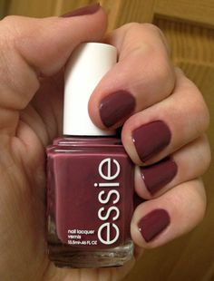 essie - angora cardi need this color!